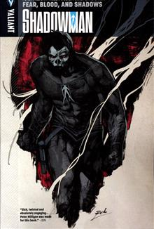 SHADOWMAN TP VOL 04 FEAR BLOOD SHADOWS
