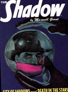 SHADOW DOUBLE NOVEL VOL 84 CITY OF SHADOWS