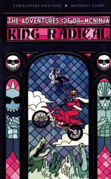 ADV OF DR MCNINJA TP VOL 03 KING RADICAL (C: 0-1-2)