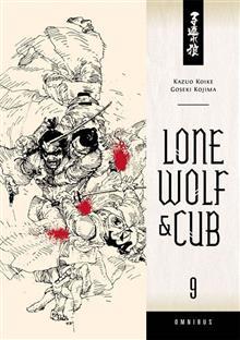 LONE WOLF & CUB OMNIBUS TP VOL 09 (C: 1-1-2)