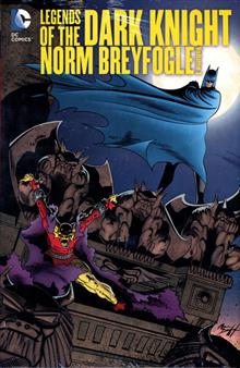 LEGENDS OF THE DARK KNIGHT NORM BREYFOGLE HC