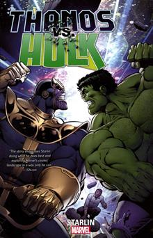 THANOS VS HULK TP