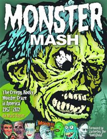 MONSTER MASH CRAZE IN AMERICA HC