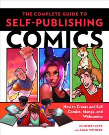 COMPLETE GUIDE TO SELF PUBLISHING COMICS SC