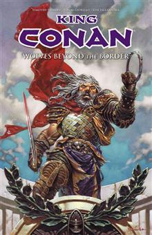 KING CONAN WOLVES BEYOND THE BORDER TP