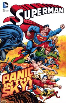 SUPERMAN PANIC IN THE SKY TP NEW ED