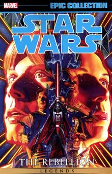 STAR WARS LEGENDS EPIC COLLECTION TP VOL 01 REBELLION