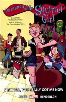 UNBEATABLE SQUIRREL GIRL TP VOL 03 SQUIRREL REALLY GOT ME NO
