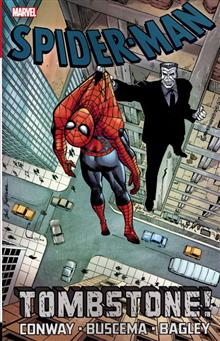 SPIDER-MAN TP VOL 01 TOMBSTONE