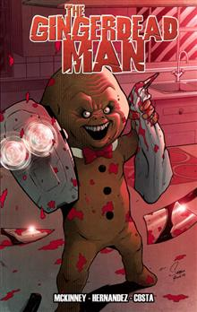 GINGERDEAD MAN BAKING BAD TP (MR)
