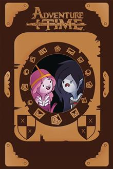 ADVENTURE TIME ENCHIRIDION ED HC VOL 05