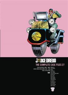 JUDGE DREDD COMP CASE FILES TP VOL 27