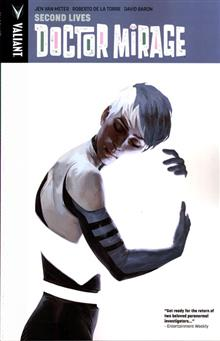 DEATH DEFYING DOCTOR MIRAGE TP VOL 02 SECOND LIVES
