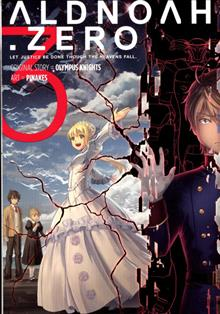 ALDNOAH ZERO SEASON ONE GN VOL 03