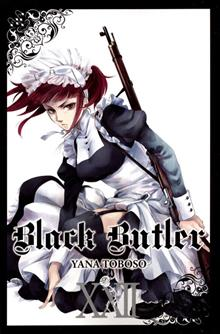 BLACK BUTLER TP VOL 22