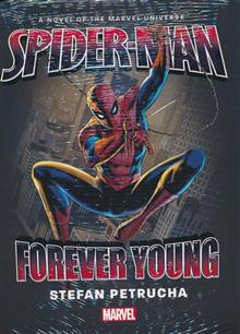 SPIDER-MAN FOREVER YOUNG PROSE NOVEL HC