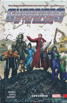 GUARDIANS OF GALAXY PREM HC VOL 04 NEW GUARD GROUNDED