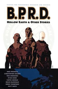 BPRD VOL 1 HOLLOW EARTH & OTHER STORIES TP