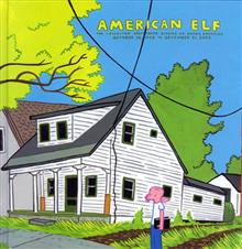 AMERICAN ELF COLL SKETCHBOOK DIARIES OF JAMES KOCHALKA HC