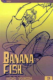 BANANA FISH VOL 3 2ND ED TP (MR)