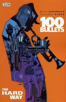 100 BULLETS VOL 8 THE HARD WAY TP (MR)