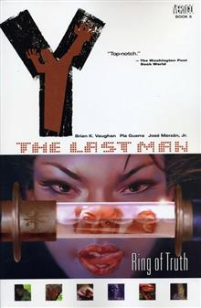 Y THE LAST MAN VOL 5 RING OF TRUTH TP (MR)