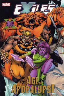 EXILES VOL 10 AGE OF APOCALYPSE TP