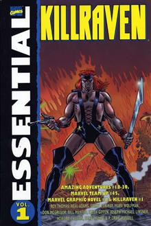 ESSENTIAL KILLRAVEN VOL 1 TP