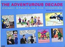 ADVENTUROUS DECADE COMIC STRIPS IN THE THIRTIES TP