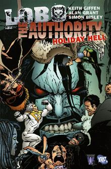 LOBO AUTHORITY HOLIDAY HELL TP (MR)