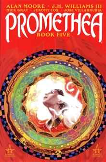 PROMETHEA BOOK FIVE TP