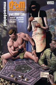 DOOM PATROL VOL 4 MUSCLEBOUND TP (MR)