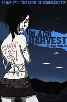 BLACK HARVEST VOL 1 TP