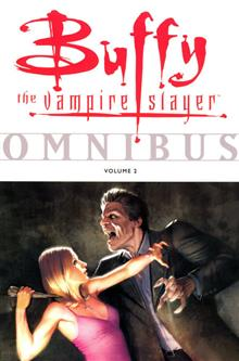BUFFY THE VAMPIRE SLAYER OMNIBUS VOL 2 TP