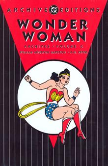 WONDER WOMAN ARCHIVES VOL 5 HC