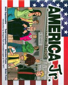 AMERICA JR VOL 1 TP