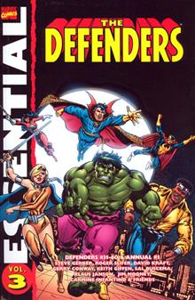 ESSENTIAL DEFENDERS VOL 3 TP
