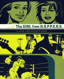 GIRL FROM HOPPERS LOCAS VOL 2 TP