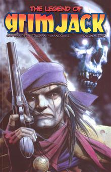LEGEND OF GRIMJACK VOL 8 TP