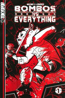 BOMBOS VS EVERYTHING VOL 1 GN (OF 3)