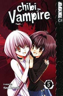 CHIBI VAMPIRE VOL 5 GN (OF 10) (MR)