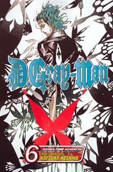D GRAY MAN GN VOL 06 (MR)