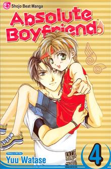ABSOLUTE BOYFRIEND VOL 4 GN