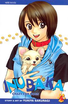 INUBAKA CRAZY FOR DOGS VOL 4 TP