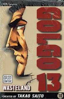 GOLGO 13 VOL 10 GN (MR)