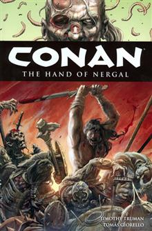 CONAN HC VOL 06 HAND OF NERGAL (C: 0-1-2)
