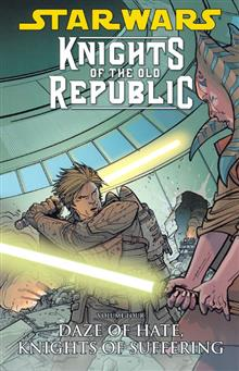 STAR WARS KNIGHTS O/T OLD REPUBLIC TP VOL 04 DAZE