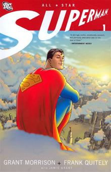 ALL STAR SUPERMAN VOL 1 TP