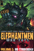 ELEPHANTMEN WAR TOYS TP VOL 01 NO SURRENDER (C: 0-