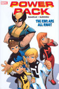 POWER PACK VOL 1 KIDS ARE ALL ALRIGHT HC